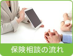 保険相談の流れ